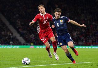 Scotland v Moldova – FIFA World Cup 2022 – European Qualifying – Group F – Hampden Park