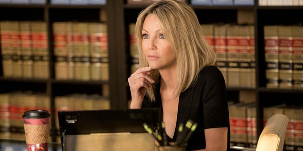 Heather Locklear domestic violence charges