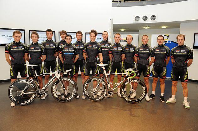 Endura Racing team 2010