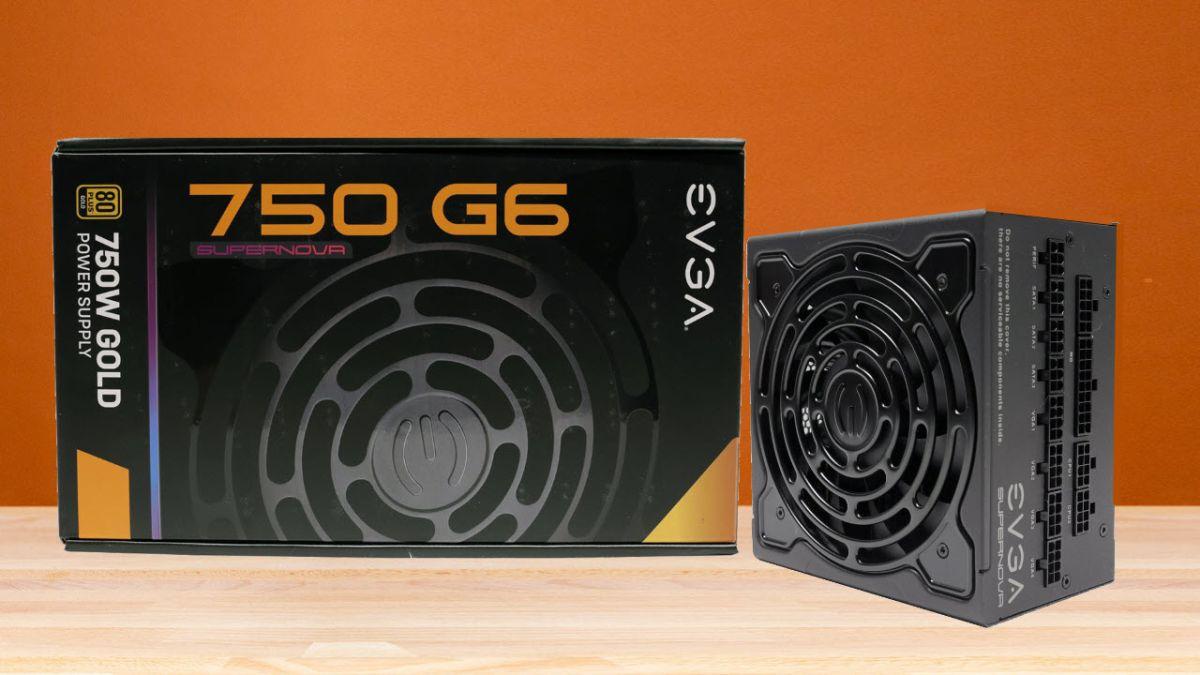 EVGA SuperNOVA 750 G6 Power Supply Review