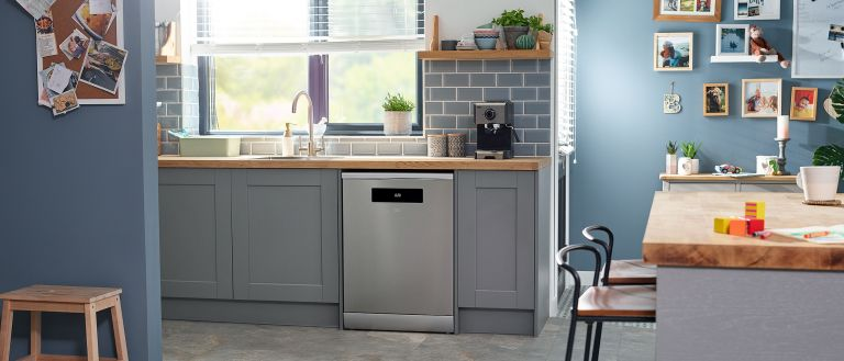 Beko's AutoDose Connected Dishwasher