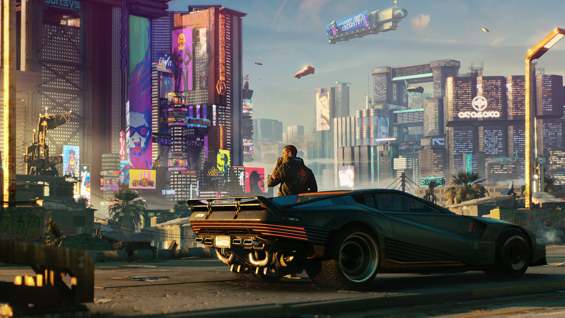 The best games with DLSS support: Cyberpunk 2077