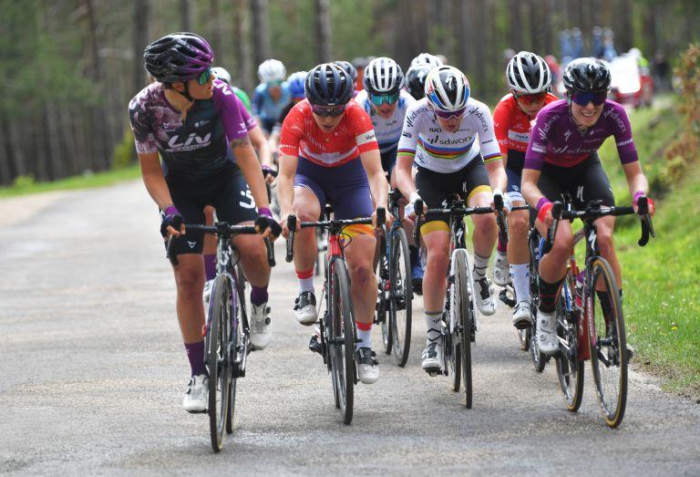 Women's Vuelta a Burgos 2021