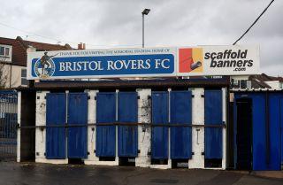 Bristol Rovers v Fleetwood Town – Sky Bet League One – Memorial Stadium