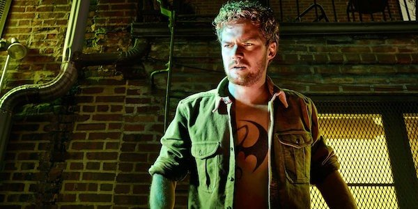 Danny Rand Finn Jones The Defenders Marvel Netflix