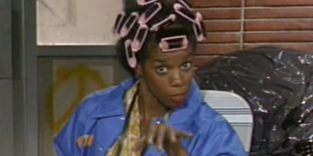 Kim Wayans on In Living Color