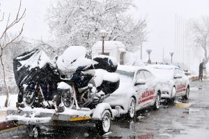 Advantage Cavendish? Opening Tour of Turkey stage shortened and flattened due to heavy snowfall