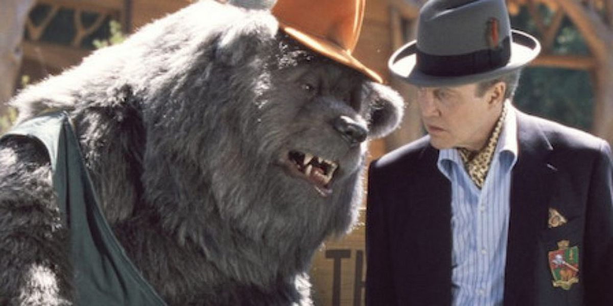 The Country Bears with Christopher Walken