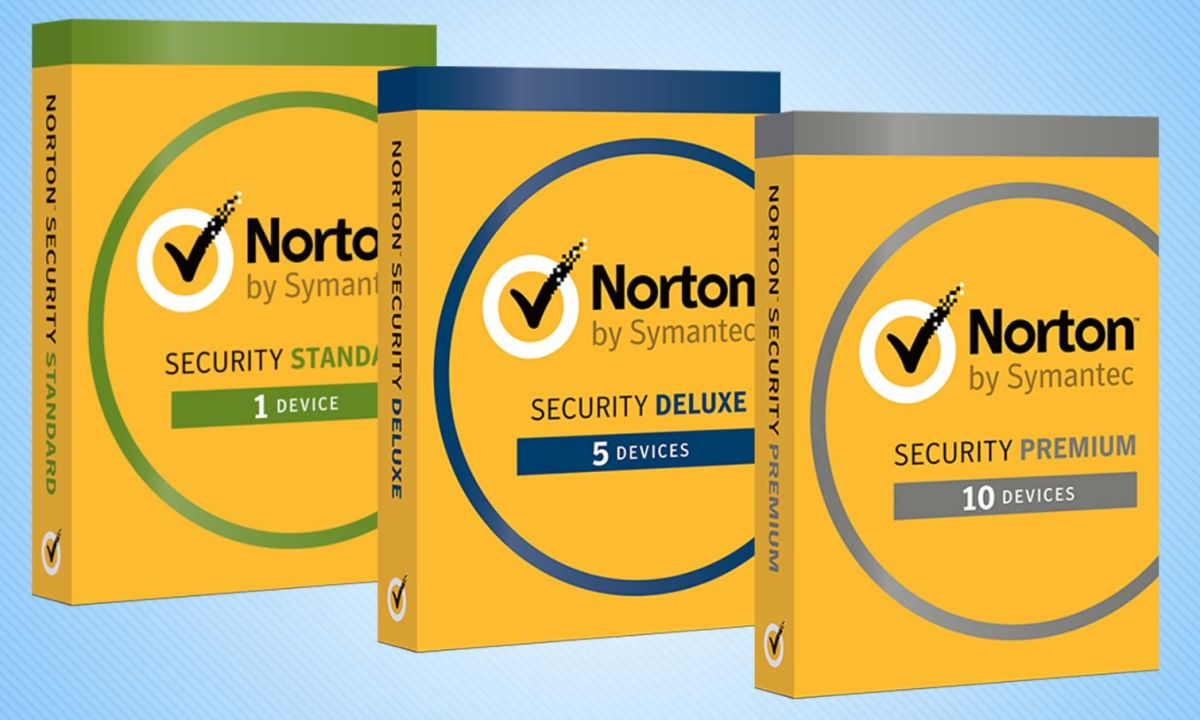 Norton antivirus products suck