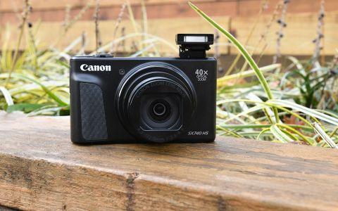 Canon PowerShot SX740 HS Review: Versatile Pocket Shooter | Tom's Guide