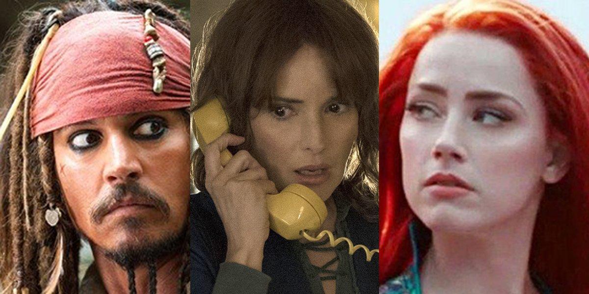 Johnny Depp Winona Ryder Amber Heard