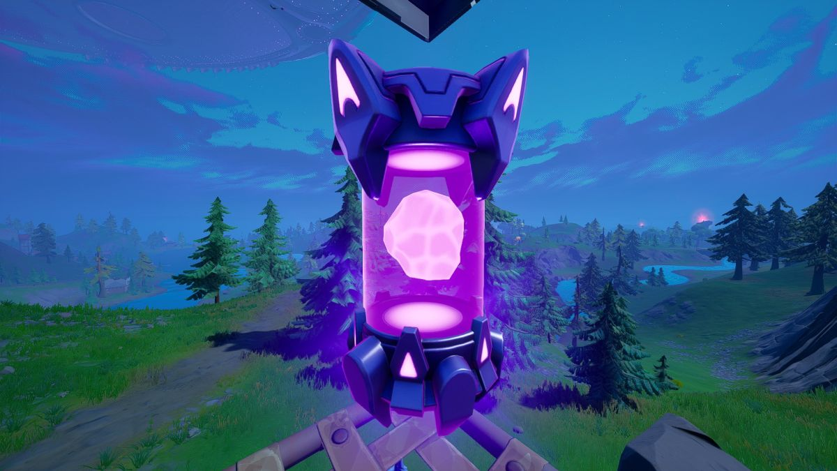 Where to find alien artifacts in Fortnite