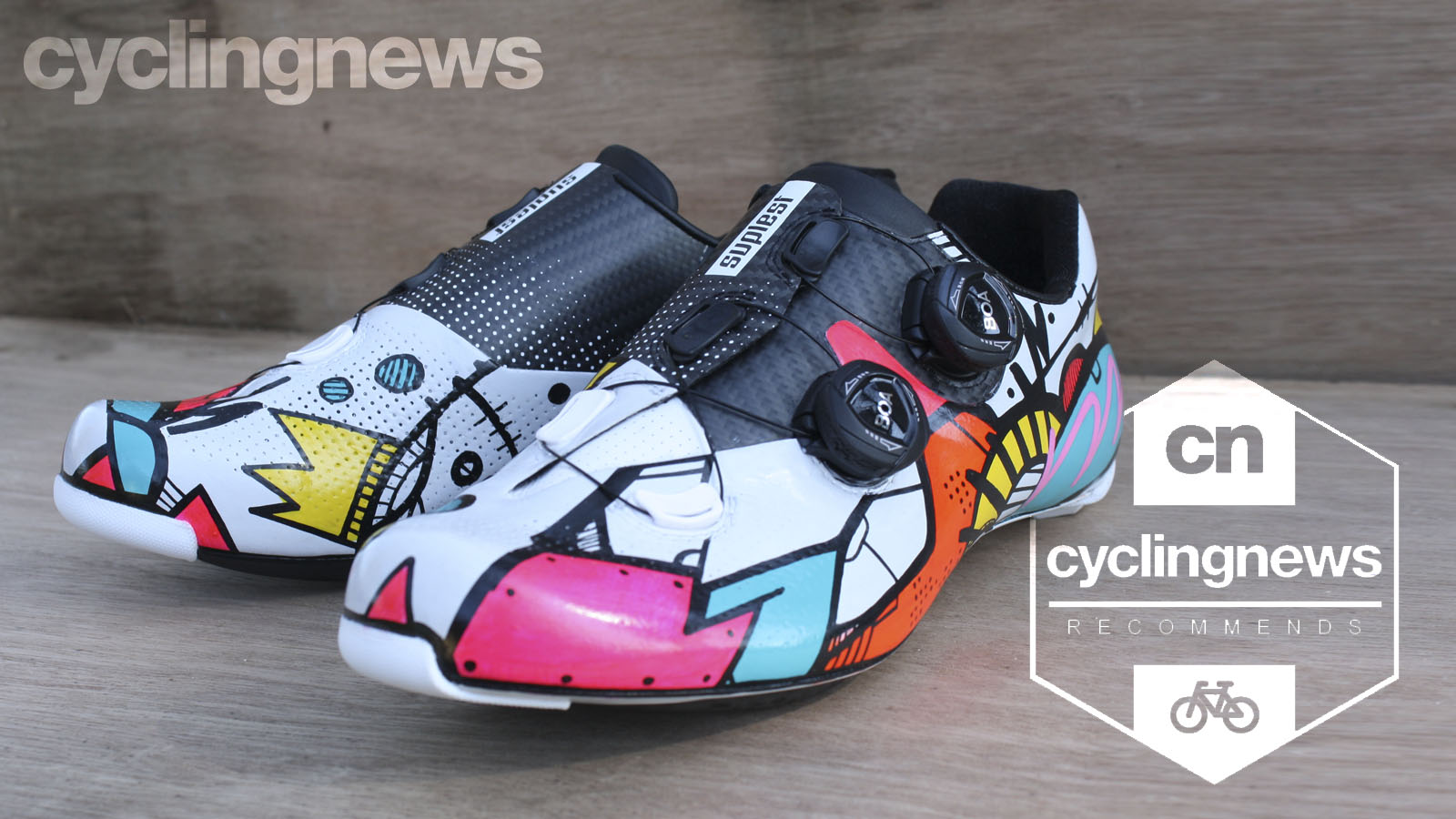 Suplest Edge+ Pro Series cycling shoes