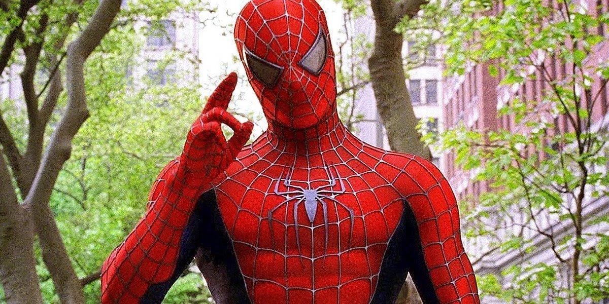 Spider-Man from Spider-Man 2