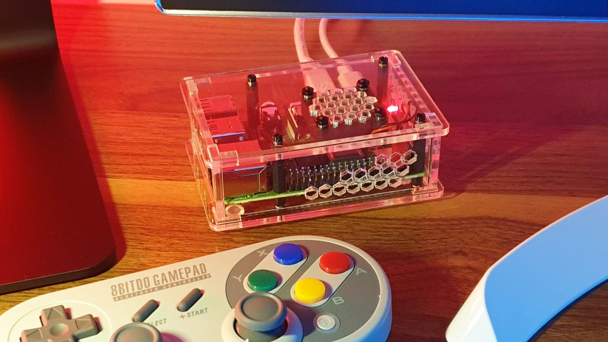 I built a tiny PC for playing classic console games, and you can too