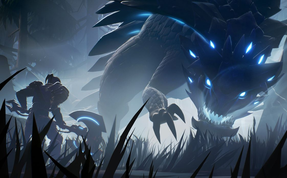 Dauntless Is The Pc Monster Hunter Game We Ve All Been Waiting For Pc Gamer