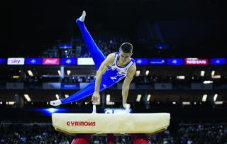 After Britain's gymnastics success at the Rio Olympics last year, Matt Baker will be covering the men's All-Around final tonight from Montreal, Canada.