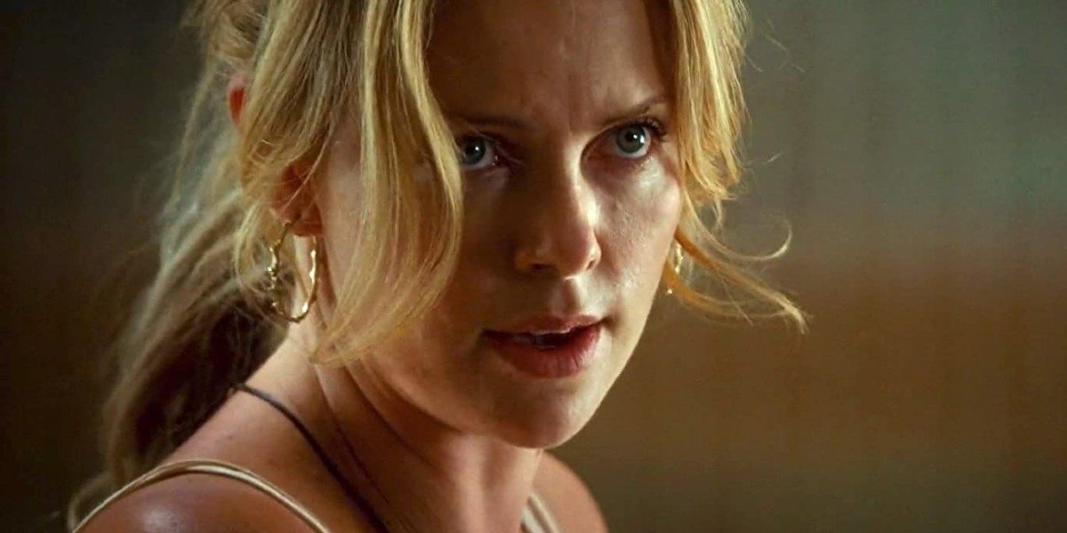 Charlize Theron in Hancock