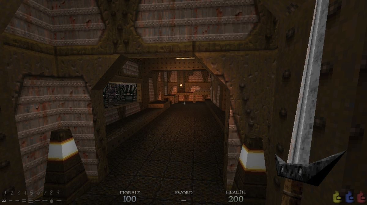 You can now play Quake and Half-Life maps in Dusk