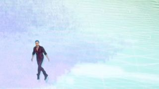 3D model dancing as Replica AI raps