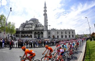 Tour of Turkey stage 1 in Istanbul