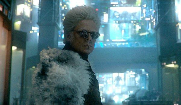 Taneleer Tivan a.k.a. The Collector (Benicio Del Toro)