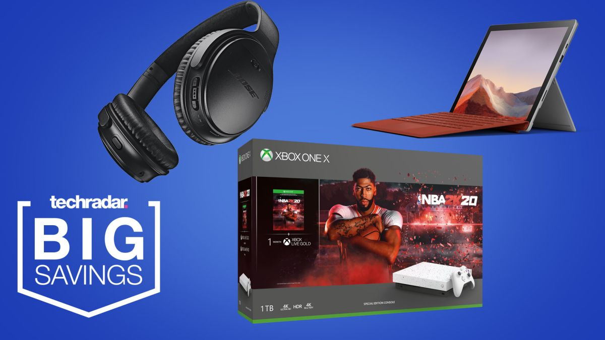 Microsoft 'Spring Sale': deals on laptops, Xbox One consoles, noise-canceling headphones, more