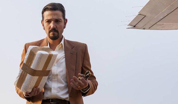Diego Luna as Felix Gallardo in Narcos: Mexico