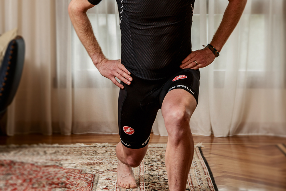 How to take care of your hip health for cycling