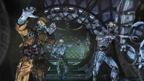 Zombies Invade The Moon In Call Of Duty: Black Ops Rezurrection Pack #18529