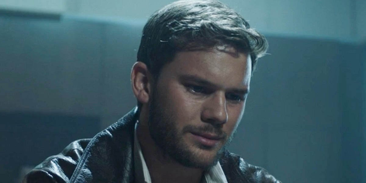 Jeremy Irvine Treadstone USA