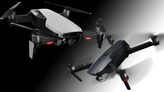 DJI Has Officially Announced Its Latest Drone The Mavic Air This Travel Friendly 4K Ready Is Positioned To Take Spotlight From Other Drones In
