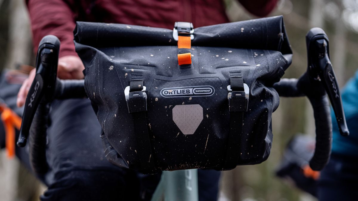Ortlieb launches incredibly functional Handlebar-Pack QR