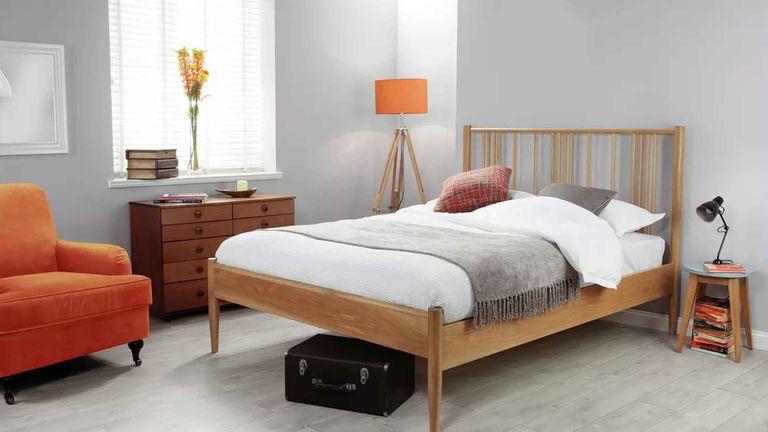 Silentnight Hamilton Double Bed Frame