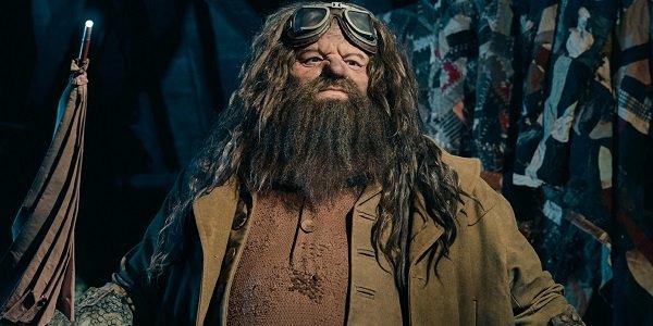 Hagrid's Magical Creatures Motorbike Adventure Universal Studios Orlando