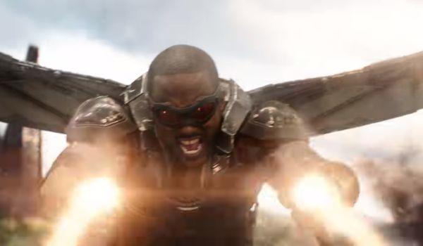 Falcon Infinity War