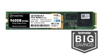A Timetec M.2 SSD