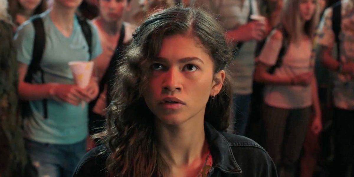 Zendaya Spider-Man: Far From Home