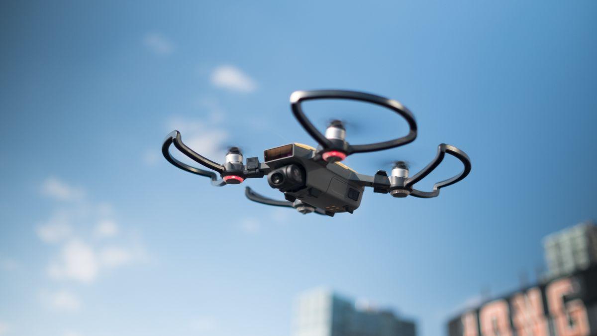 Drone Flight Time >> DJI Spark review | TechRadar