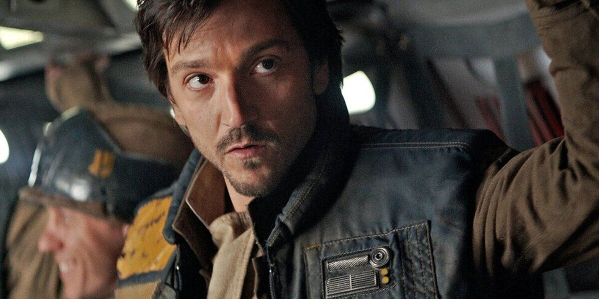Cassian Andor in Rogue One: A Star Wars Story.