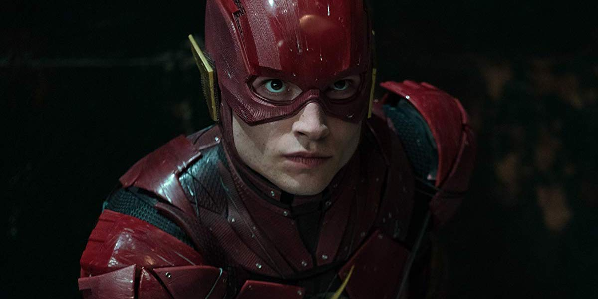 'The Flash' movie will hit theaters July 1, 2022