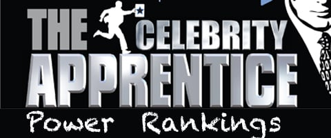 Reality: 'Celebrity Apprentice' Power-Rankings: Top 6