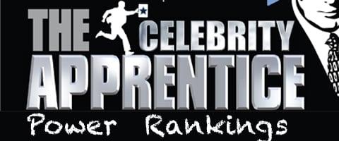 Reality: 'Celebrity Apprentice' Power-Rankings: Top 6