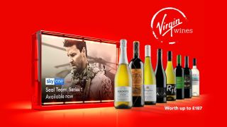 Free wine with Virgin broadband and TV deals