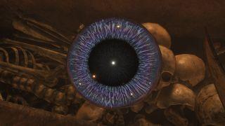 Resident Evil Village Azure Eye