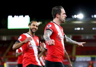 Southampton v Liverpool – Premier League – St Mary's Stadium