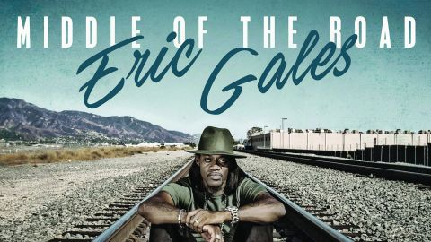 Cover art for Eric Gales - Middle Of The Road album