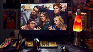 Channel 4 series 'Dead Pixels'