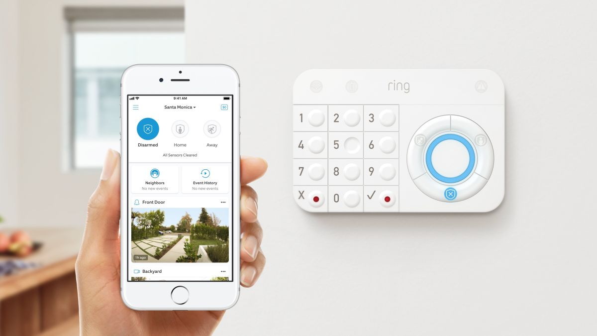 Ring Alarm DIY system is $199, now available for pre-order