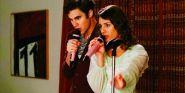 Watch Glee's Lea Michele And Darren Criss Reunite For A Fun Duet